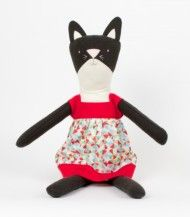 Margaux the Kitty made by Walnut Animal Society | at Amelia