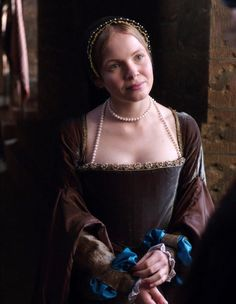 Period Costumes, Movie Costumes, Cool Costumes, Costumes For Women, Beautiful Costumes, Beautiful Dresses, Wolf Hall, Tudor Fashion, Period Movies