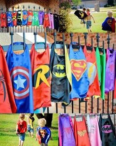 Super Hero Cape Fundraiser   Fund Your Adoption