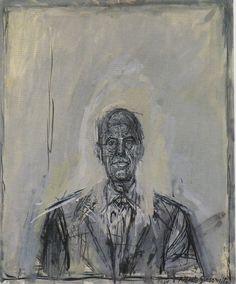 Alberto Giacometti, Portrait du prof. Corbetta