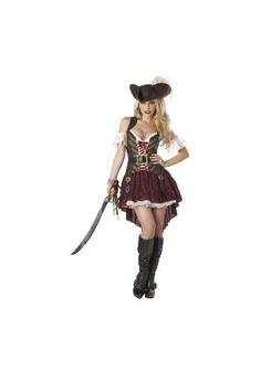Damen Piratenbraut Kostüm ca 49€   Kostüm-Idee zu Karneval, Halloween & Fasching