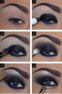 #eyemakeup #gorgeous #smokeyeye