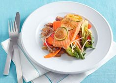 Grilled Asian-style salmon - Men's Health
