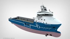 Wrtsil to Supply the Ship Design and Equipment for Next Generation Platform Supply Vessel