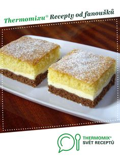 Recipe Tříbarevná buchta by Mixinka Thermomixová, learn to make this recipe easily in your kitchen machine and discover other Thermomix recipes in Dezerty a sladkosti. Sweet Recipes, Cake Recipes, Sweet Cooking, Food Hacks, Cornbread, Vanilla Cake, Tiramisu, French Toast, Cheesecake