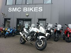 Another superb Suzuki SV650 on its way to a new home.