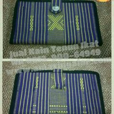 Ethnic wallet made using ikat sarong from NTT Indonesia. Nice souvenir of Indonesian heritage. Only for USD 10