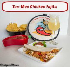 Kraft Recipe Makers Tex-Mex Chicken Fajita #shop