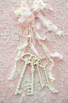 Adore these lovely keys♡ (Jennelise: Summer Cream)