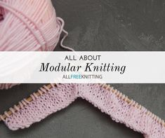 Looking for a simple but beautiful way to make stunning afghans and scarves that are one-of-a-kind? Modular knitting is the technique for you. It's so simple to master, and it's truly knitting in its most creative form.