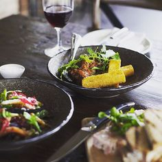 Lunch is served #lunch #fresh #produce #local #rustic #flavours #wine #meletos #cafe #yarravalley