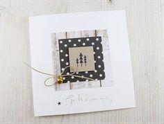 Ein paar Weihnachtskarten so zwischendurch......