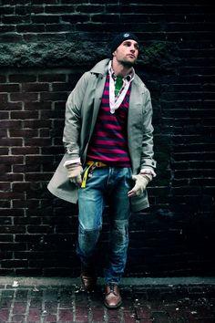 Prep Yourself | Sam Homan by Oscar Falk for GANT by Michael Bastian Fall Winter 2012 Campaign