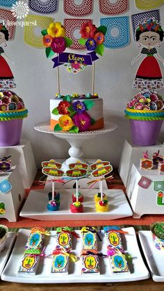 fiesta mexican birthday party ideas mexican party pinterest