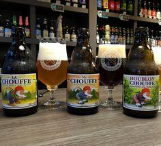 La Chouffe, Mc Chouffe e Houblon Chouffe - Episódio 192 #cerveja #degustação #beer #tasting