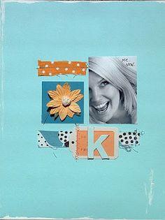Kelly McCaleb - Scrapbooking - Todays Creative Blog