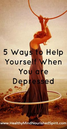 When you are dealing with depression, everything in your life can seem harder. Here are 5 things you can do for yourself to make your life a little easier. 1. Give something away to someone who could use it. I know this sounds silly at first. Shouldn't I be telling you to buy yourself something …