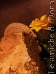 Le amiche di Dona - Appunti di cucina: Focaccia o meglio Pane al Basilichito e cotechino