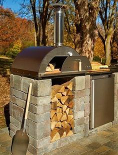 Rockwood Necessories Wood Fired Oven Imagine sitting out under the stars with the aroma of freshly baked pizza wafting by. This wood burning oven is perfect for pizza parties in the backyard or camping! Anything you can cook in your indoor oven can be cooked in your wood burning oven... only it's way more fun cooking outdoors! You'll quickly discover the thrill of lighting your oven, experimenting with new dishes, and simply enjoying time as a family! The Necessories Pizza Oven wi...