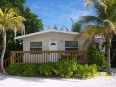 Fort Myers Beach Cottage Rental: 'the Beach Cottage' - North End Of Beach - 5 Blks S. Of The Pier - Pet Friendly | HomeAway