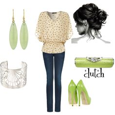 Lime Green- love this