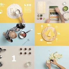 Ikea: The Art of Cooking adverts ~ an amazing follow up to the cookbook by Carl Kleiner! Think ninja cooking mama, meets sesame street, meet...