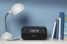 Roberts Radio Blutune 50 DAB/DAB+/FM/Bluetooth Sound System with speaker system Roberts Radio, Thing 1, Secret Santa Gifts, Speaker System, Bluetooth, Dab Dab, John Lewis