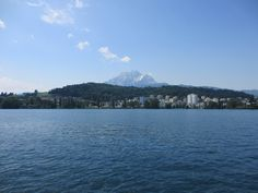 Random pic taken on Lake Lucerne, Switzerland