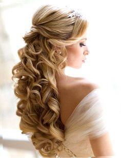 sweet 16 hairstyles with tiaras - Google Search …