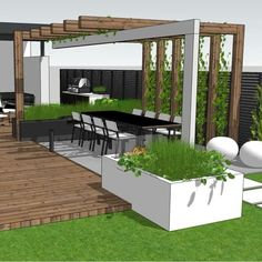 Just delivered this design Would you go for some color in your garden? :-)…