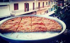 Εύκολη Πίτα - Elpidas Little Corner Easy Pie, Pizza, Cheese, Corner, Desserts, Recipes, Food, Deserts, Dessert