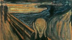 Use this interactive image to learn 12 fascinating facts about The Scream, one of the most famous paintings in the world. George Patton, Genghis Khan, Most Famous Paintings, Famous Art, Guernica, Edvard Munch, Renaissance Paintings, Diego Rivera, Writing