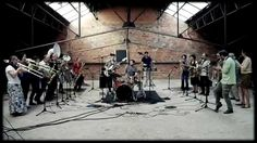 ZE TRIBU BRASS BAND - Ze fonk ('FD' session)