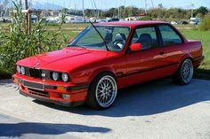 BMW 3-serie E30