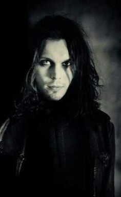 Ville Valo by Paulo Moreira Ville Valo, Goth Bands, Gothic Rock, Music Memes, Old Love, Him Band, Music Is Life, Rock Music, Barista