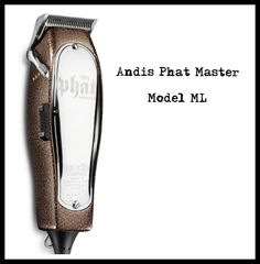 Andis Phat Master Model ML Andis Clippers, Model, Scale Model, Models, Template, Pattern, Mockup, Modeling