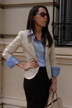 Look de ejecutiva / Business woman #asesoradeimagen