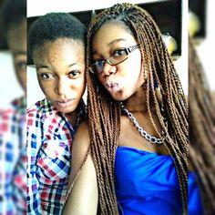 Color 30 kanekalon African Braids Styles, Braid Styles, Dreadlocks, Hair, Beauty, Color, Colour, Dreads, Braided Hair