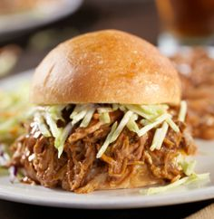 Traditional Pulled Pork Slow Cooker Recipes