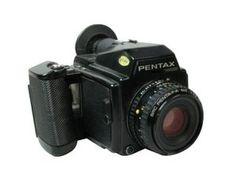 Pentax 645 Medium Format SLR Film Camera...
