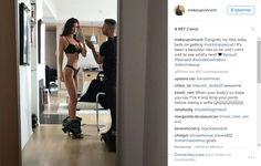Bella Hadid prête pour Victoria's Secret, elle dévoile son corps de rêve