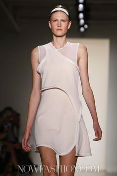 Louise Goldin Ready To Wear Spring Summer 2014 New York - NOWFASHION