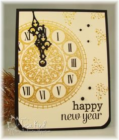 Happy New Year by lakind - Cards and Paper Crafts at Splitcoaststampers