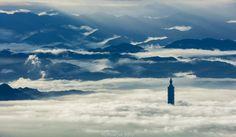 原來台灣這麼美!泰國攝影師拍出仙境般的台灣美景 - La Vie行動家 設計改變世界