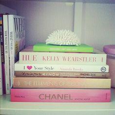 fashion/design books