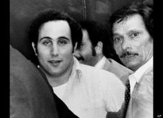 "David Berkowitz. Best known as the ""Son of Sam"" killer, Berkowitz terrorized New York with six murders and several other shootings. He claimed his neighbor's dog commanded his actions. He's currently in Sing Sing prison serving a life sentence, though he's eligible for parole."