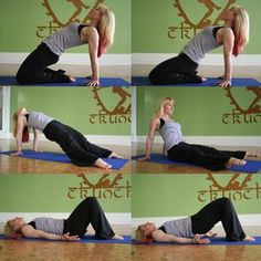 3 Exercises to Strengthen the Pelvic Floor - a MUST for truly flat abs!