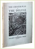 David Jones - Artist & Poet - The Chester Play of the Deluge