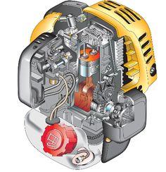 Subaru Robin Eh025 Eh035 Engine Service Repair Parts