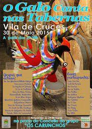 Resultado de imagen de festa do galo de curral vila de cruces